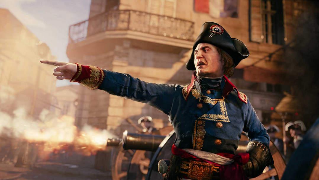 Assassin's Creed  Unity Napoleon (2)