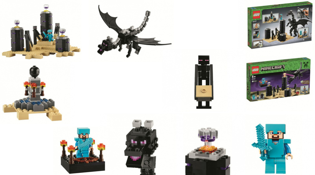 LEGO Minecraft (4)