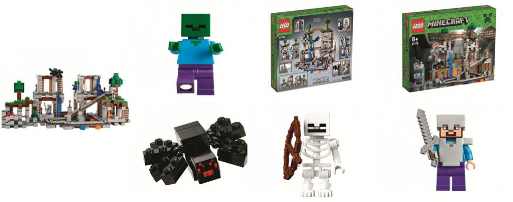 LEGO Minecraft (7)