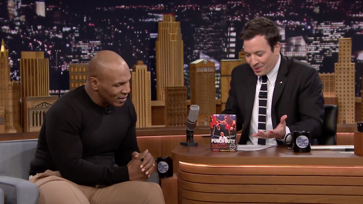 Mike Tyson Punch Out 2