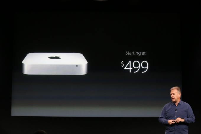 New Mac Mini Detail