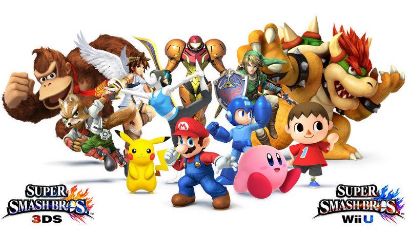 Super Smash bros (3)