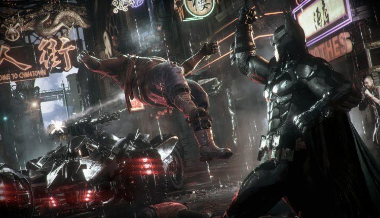 Batman Arkham (1)