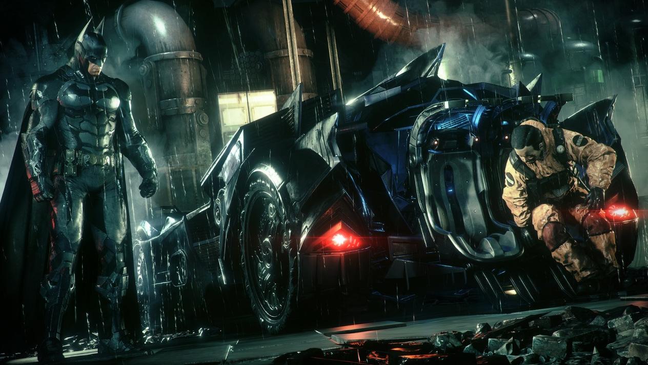 Batman Arkham (3)