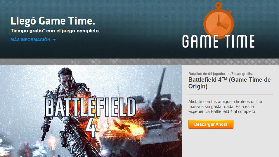 Battlefield 4 gratis free