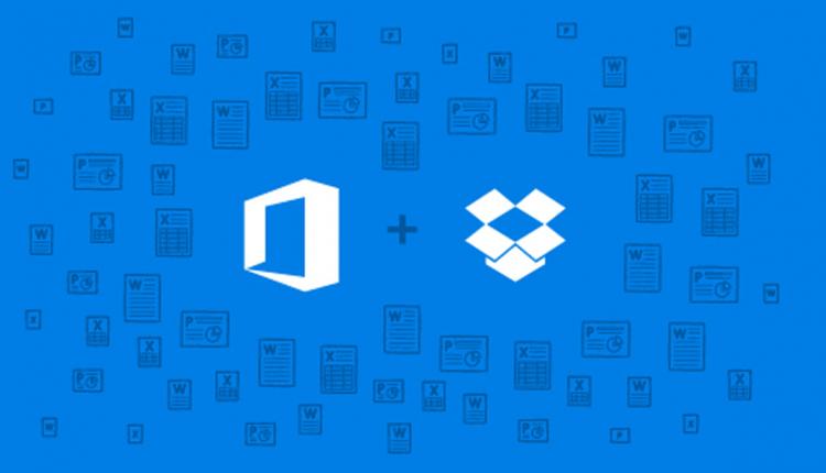 Dropbox Microsoft 4