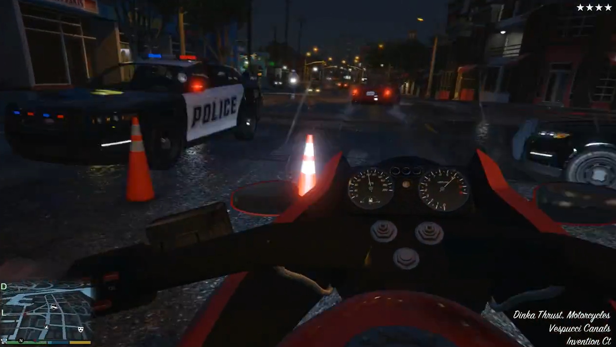 Grand Theft Auto V FPS First Person Shooter PC PS4 Xone (4)
