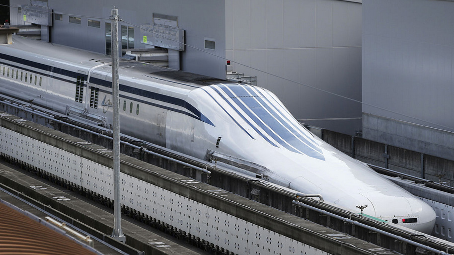Maglev tren imanges Japón 500 (5)