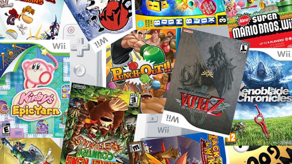 Nintendo Wii aniversario top 15 games (2)