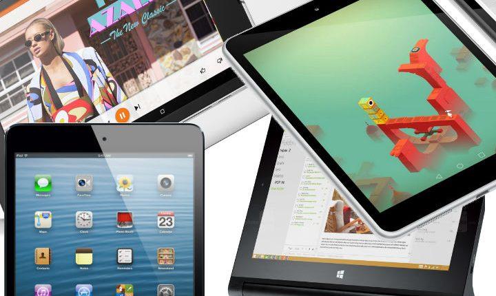 Nokia N1 vs Tablets