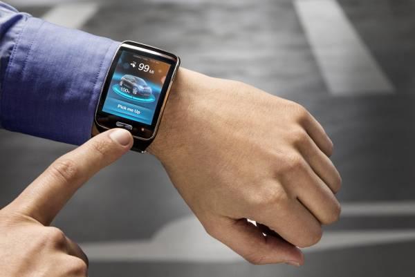 BMW Estaciona Smartwatch 013