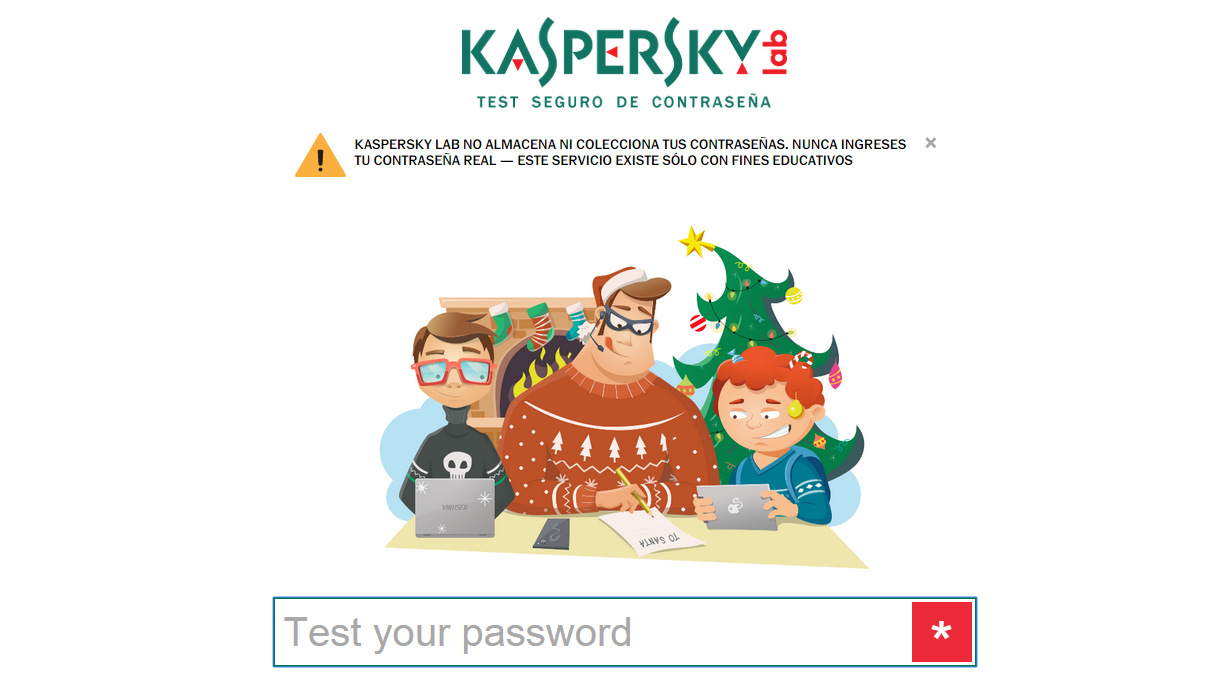 Kaspesrsky clave contraseña (3)
