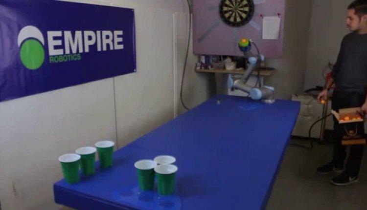 Beer Pong Machine 007