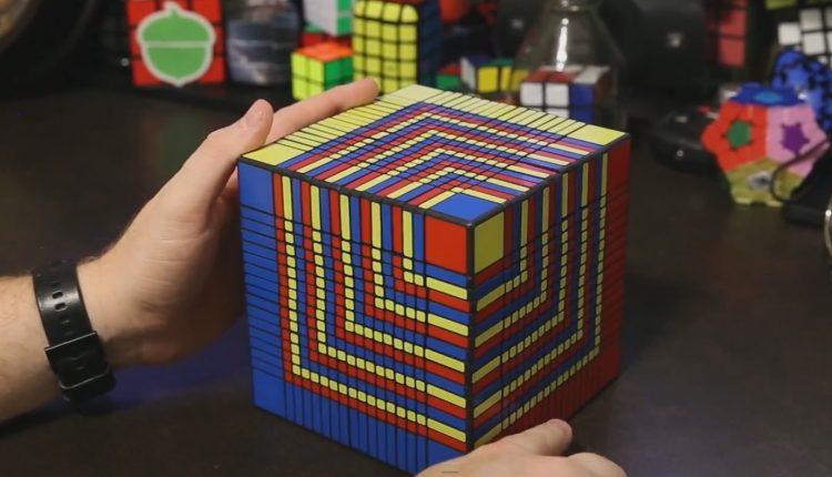 Cubo de rubik 17x17x17 (2)