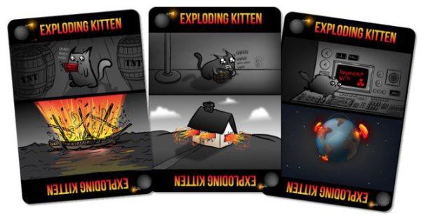 Exploding Kittens 003