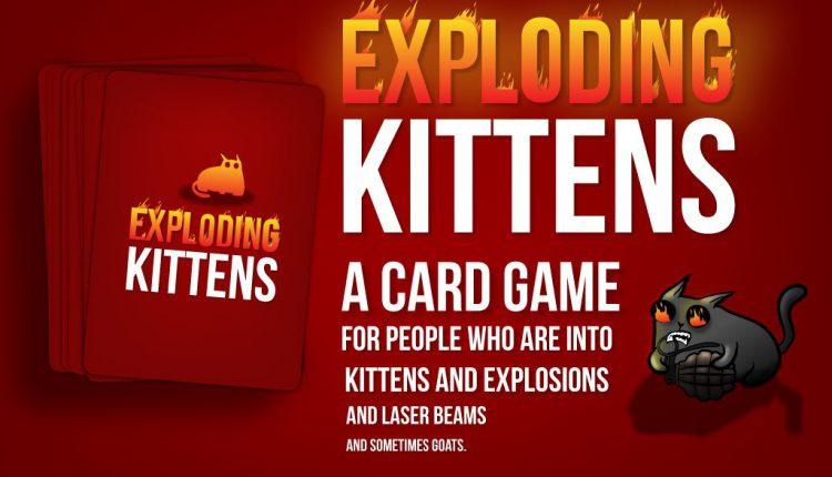 Exploding Kittens 006
