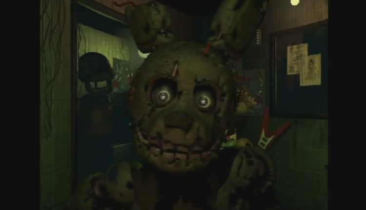 Five Night at Freddy's  3 (2)
