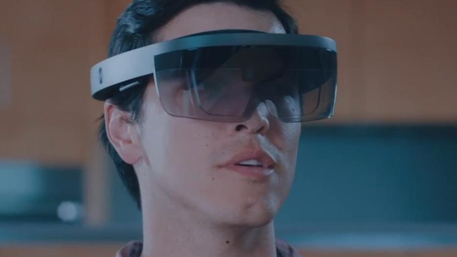 Microsoft holoLens Visor realidad aumentada Windows 10 (7)