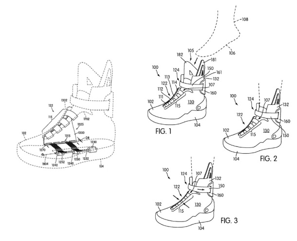 Nike Air MAG 001
