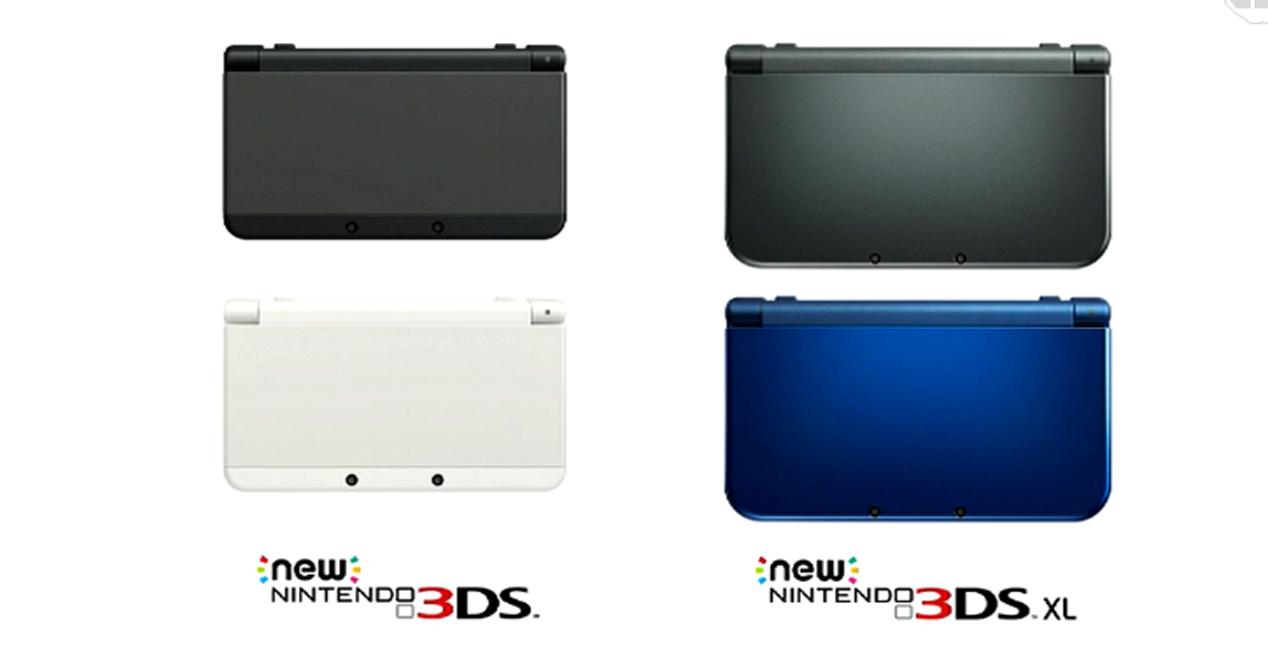 Nintendo New 3DS 005