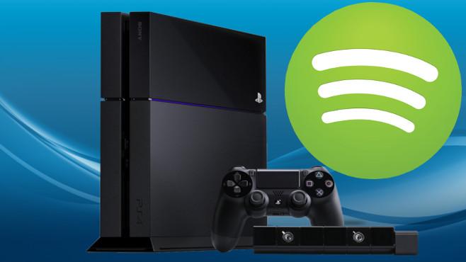 PlayStation Music Spotify 005