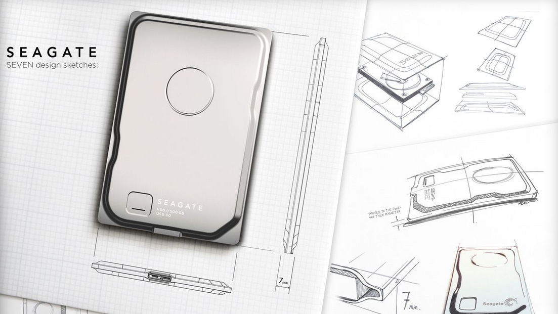 Seagte CES wirles thinnest HDD (9)