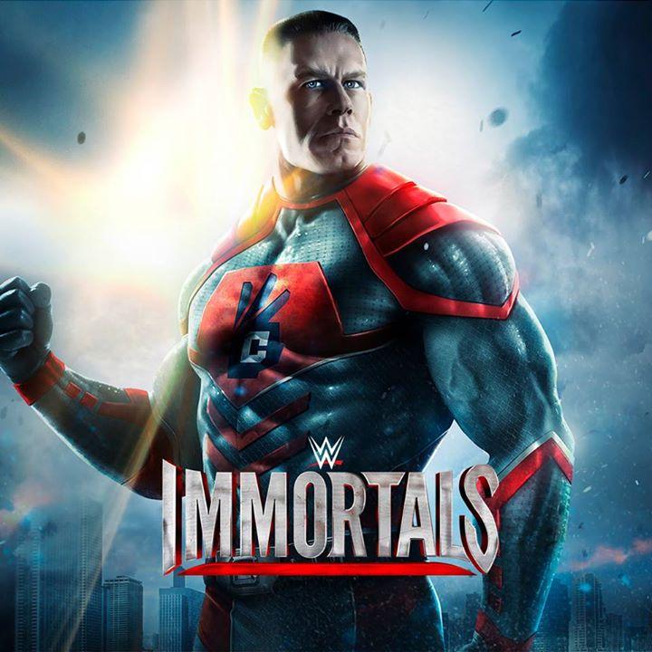 WWE Inmortals (3)