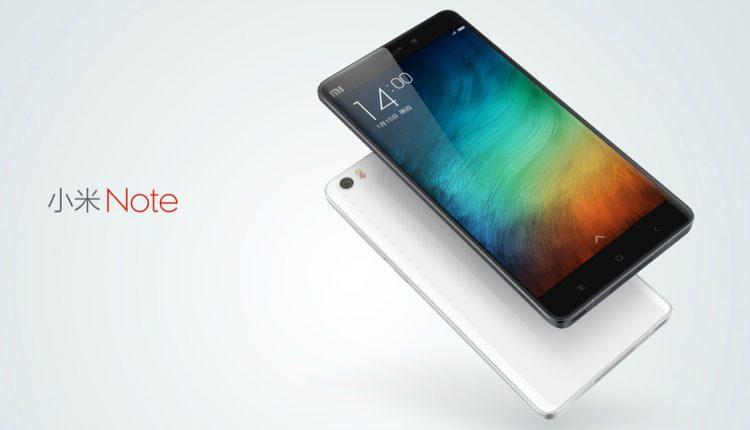 Xiaomi mi note (9)