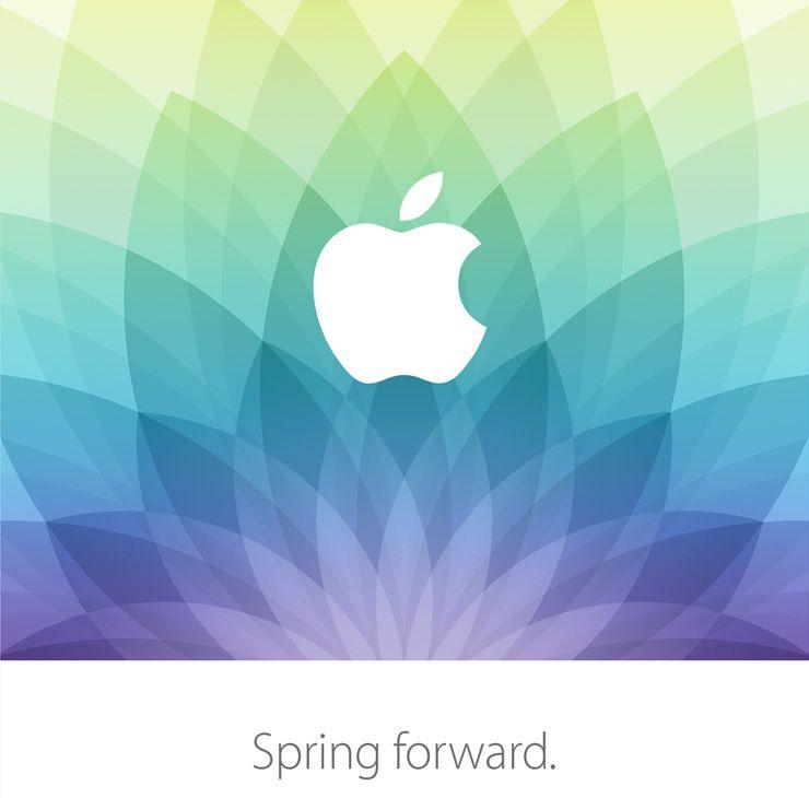 Apple invitation apple watch