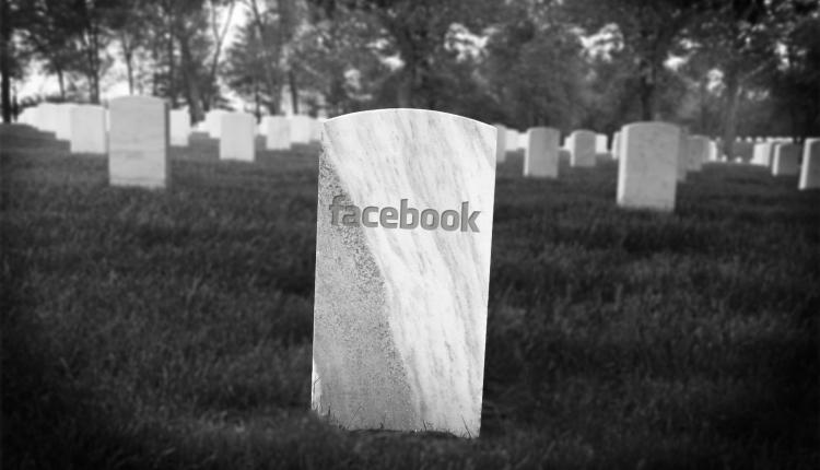 Facebook legacy RIP death