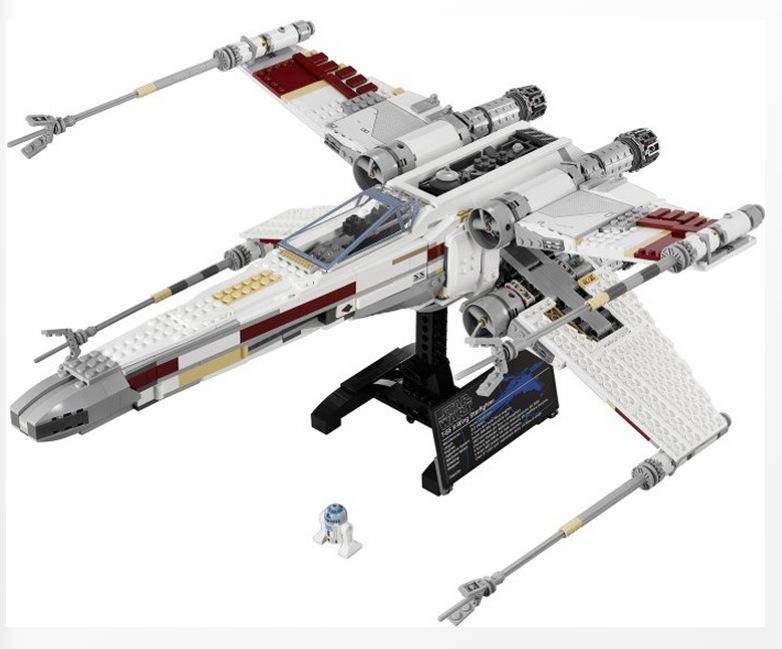 Star Wars LEGO Tie Fighter (4)