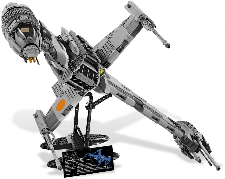 Star Wars LEGO Tie Fighter (5)