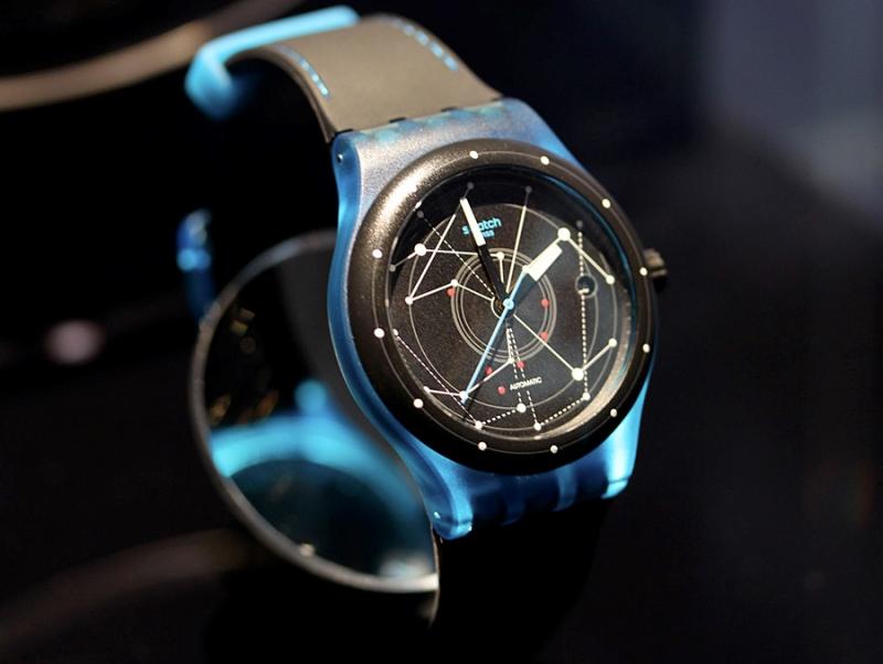Swatch Smartwatch (1)