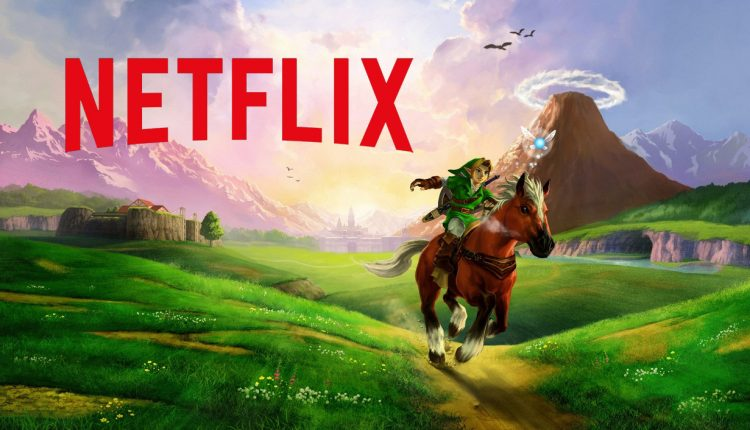 The Legend of Zelda Netflix (2)