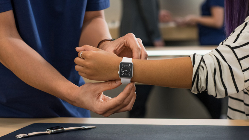 Apple Watch images (4)