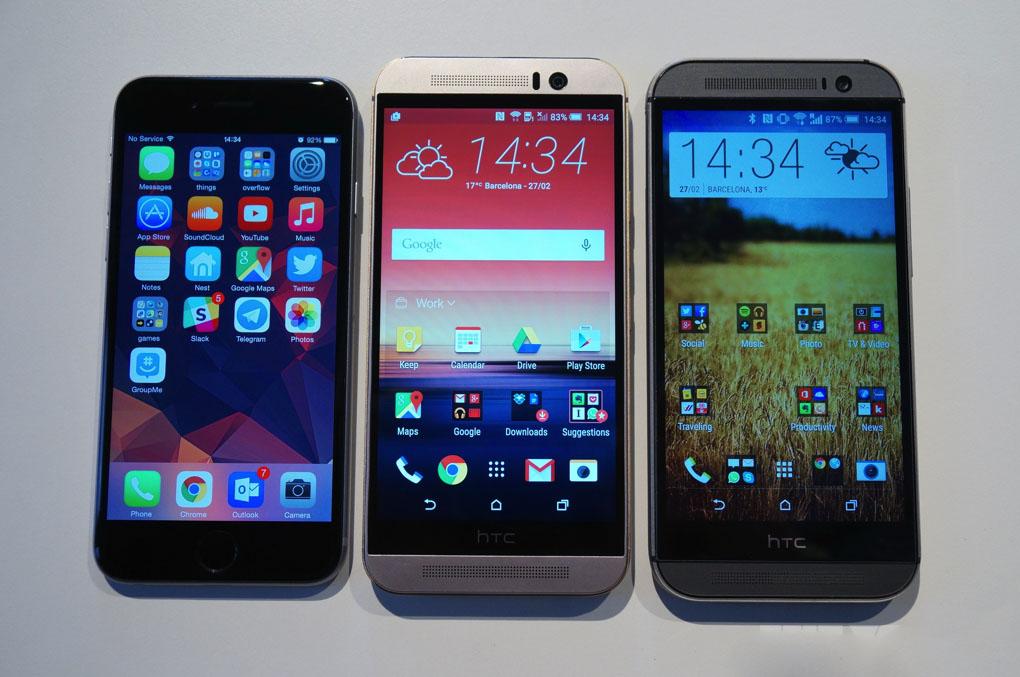HTC One M9 032