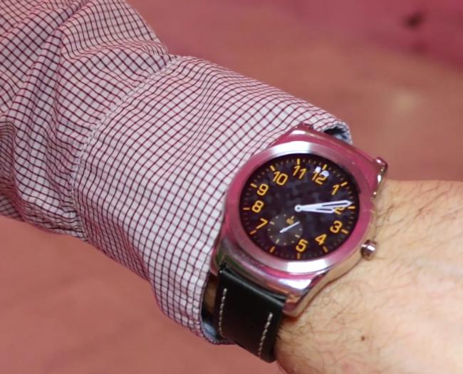 LG Watch Urbane 001