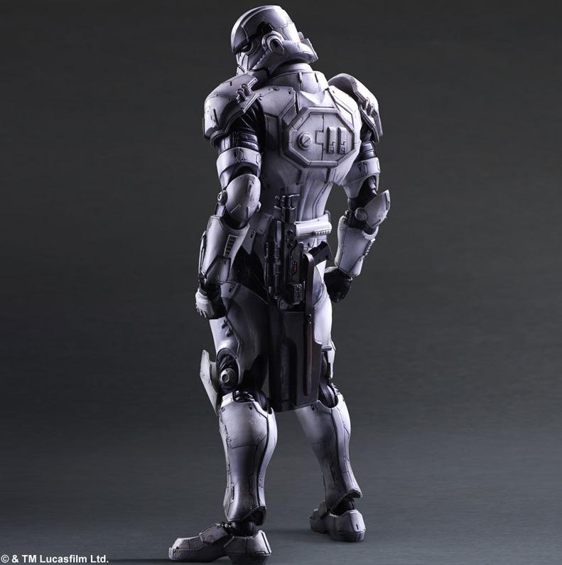 Star Wars Square Enix Boba Fett Darth Vader (7)