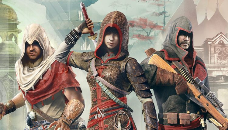 Assassin's Creed Chronicles China  (2)