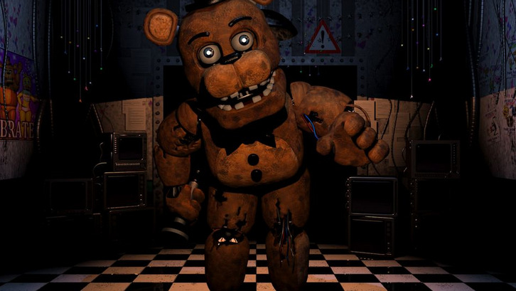 Five Night at Freddy's movie (2)