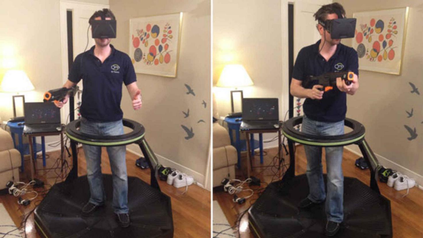 GTA 5 Omni VR Oculus (1)