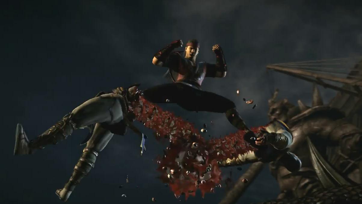 Mortal Kombat Launch Trailer (3)