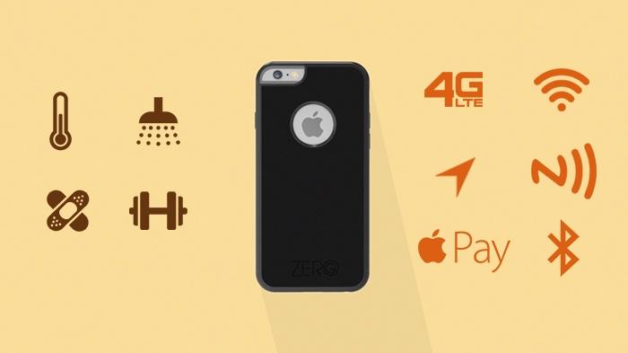 Zero G case iPhone (12)