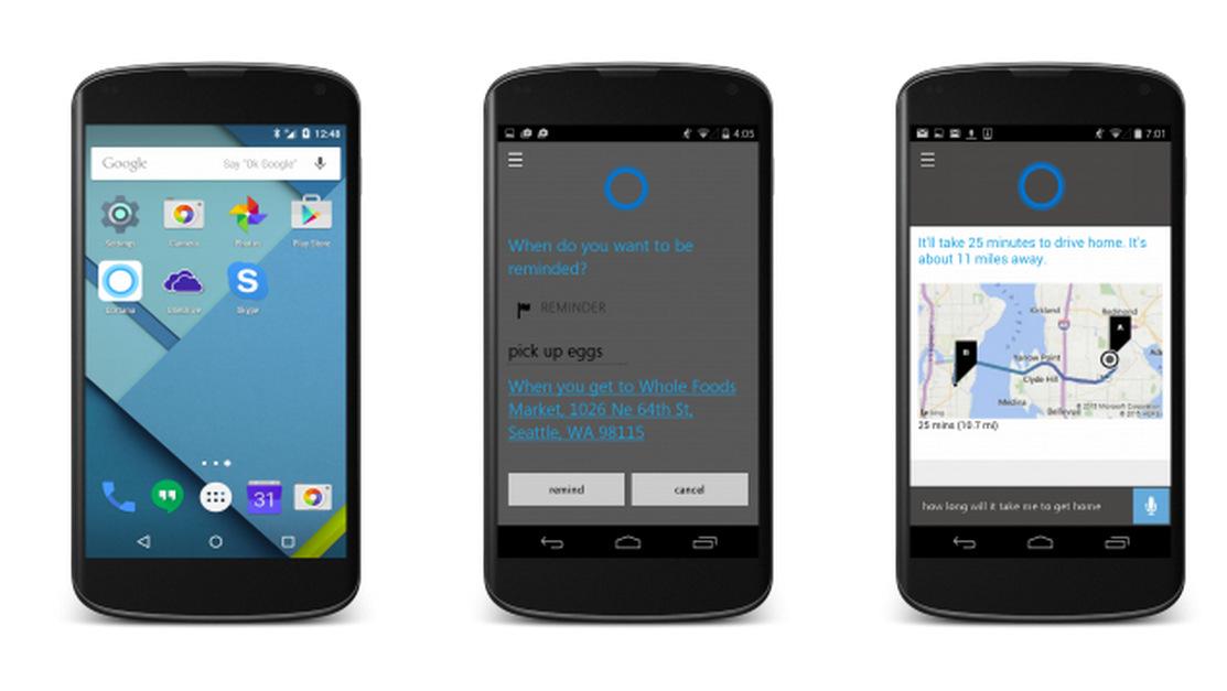 Cortana iOS (2)