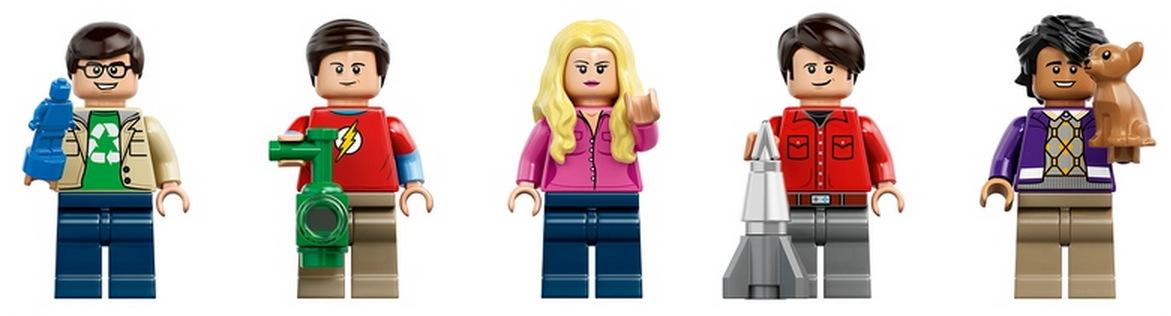 Big Bang Theory LEGO (2)