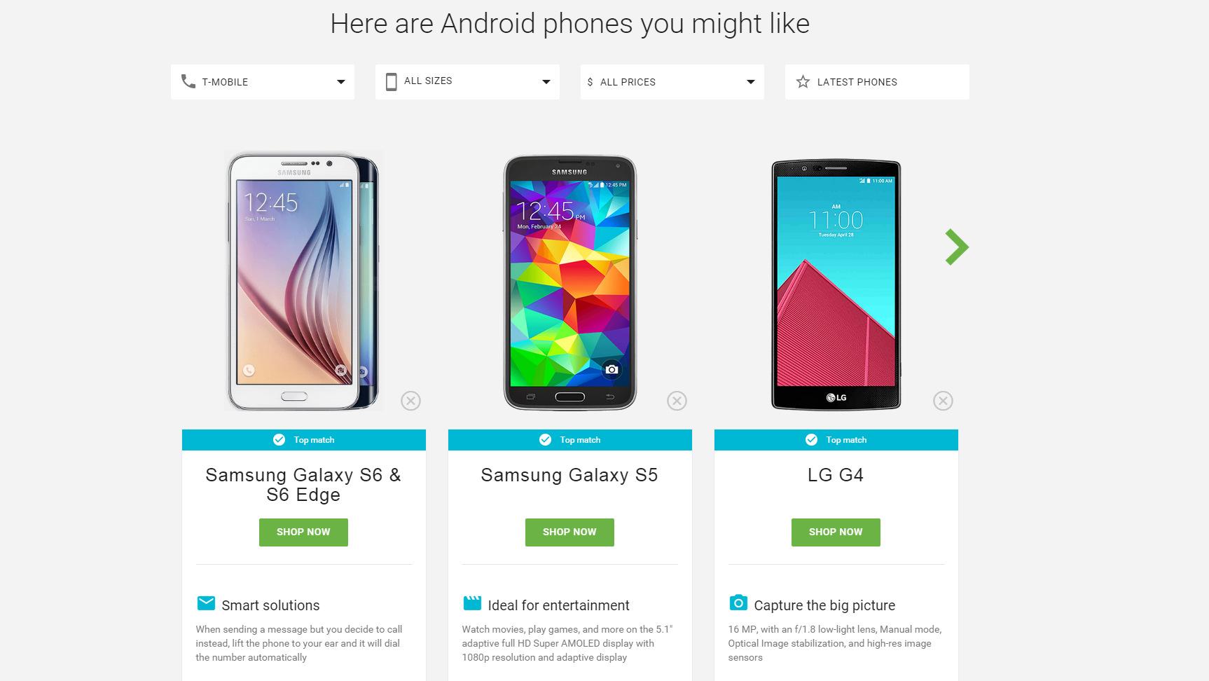 Elegir Smartphone (2)