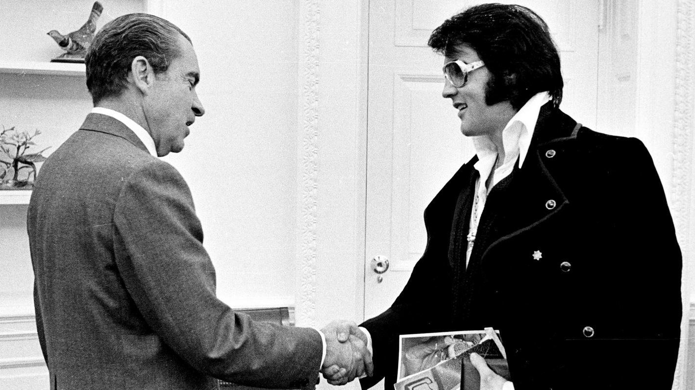 Elvis & Nixon (3)