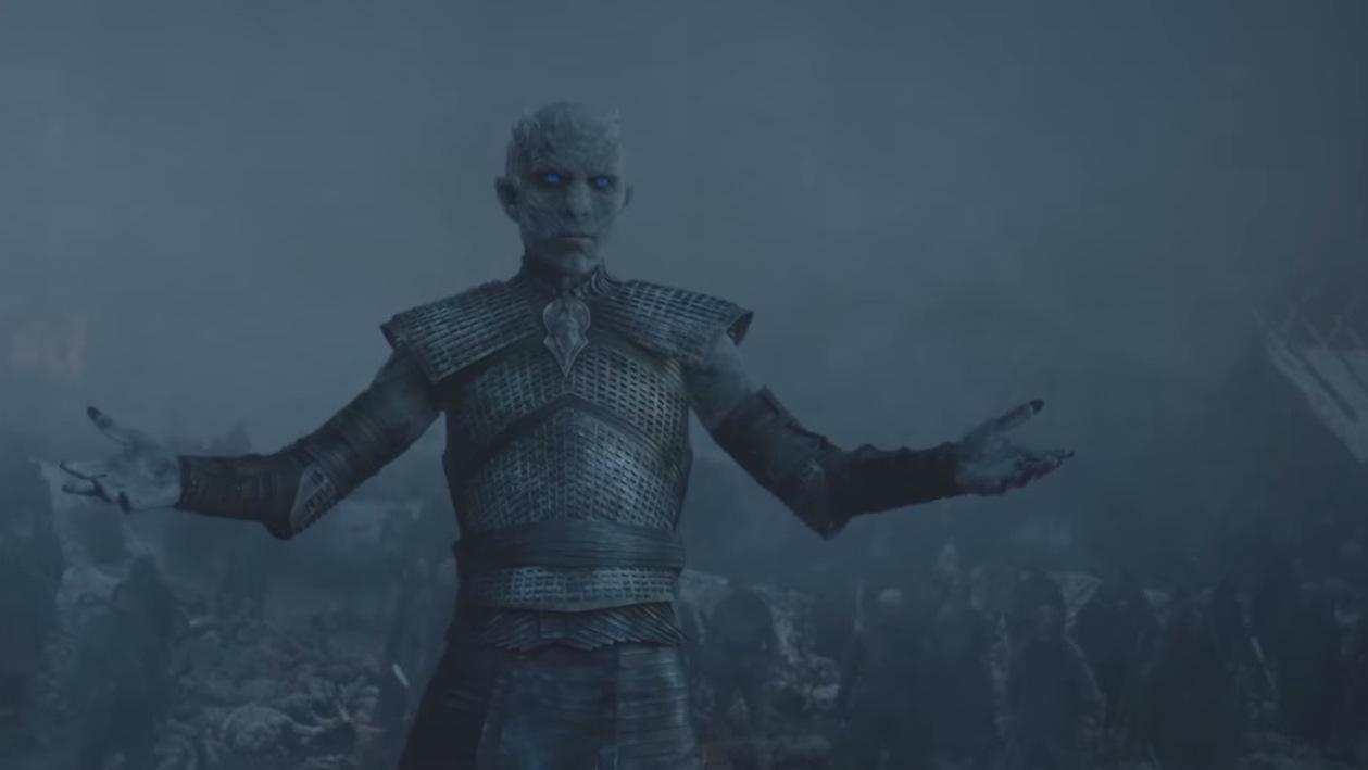 Game of Thrones White Walkers Season 5 Episode 8 (2)