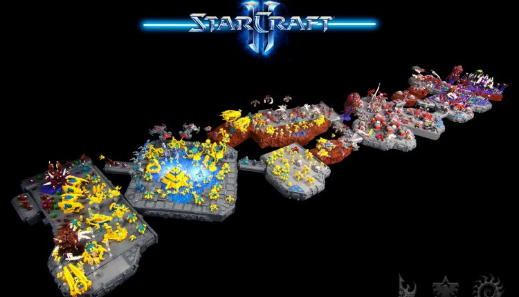 Lego StarCraft 2 (1)