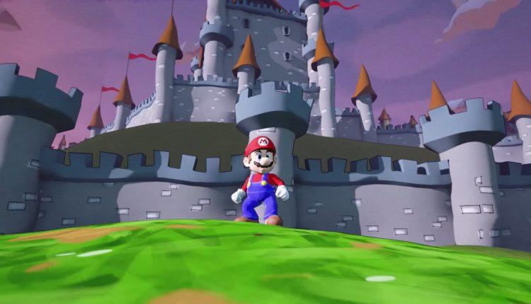 Super Mario unreal Engine 4 (2)